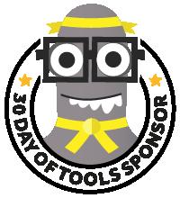 30 Days of Tools Yellow Belt Sponsor 2021