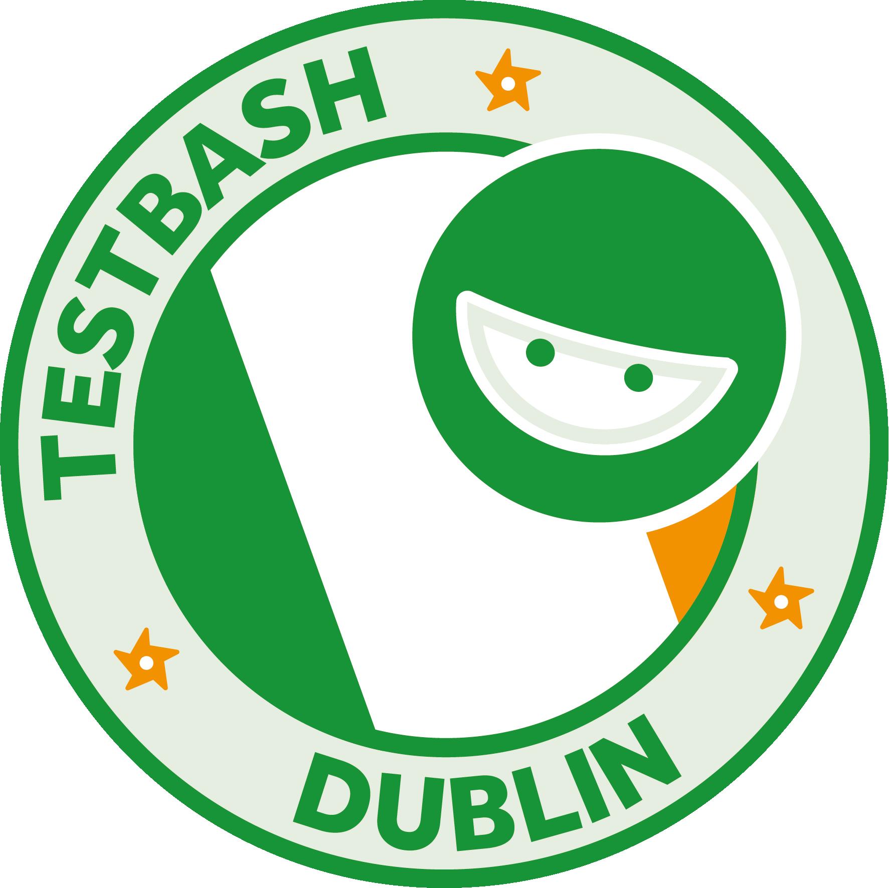 TestBash Dublin Logo