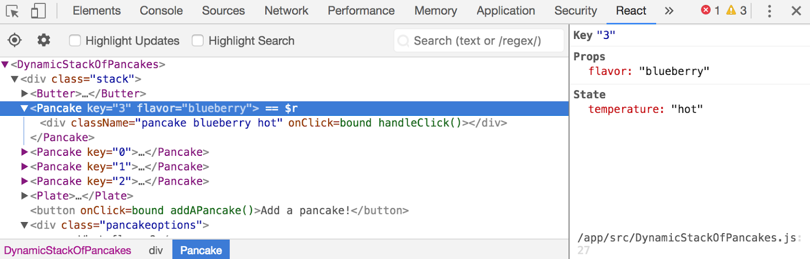 React & Pancakes: A Practical Overview Of React For Software