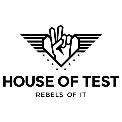 House of test logo square