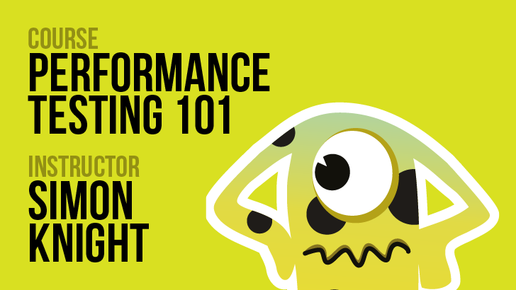 Performance Testing 101 - Simon Knight