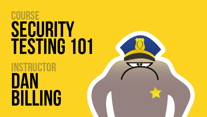 Web Application Security Testing 101 - Dan Billing