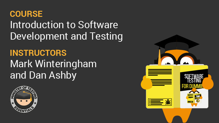 Essentials - Introduction to Software Development and Testing