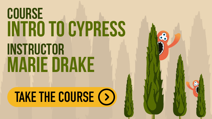 Introduction to Cypress