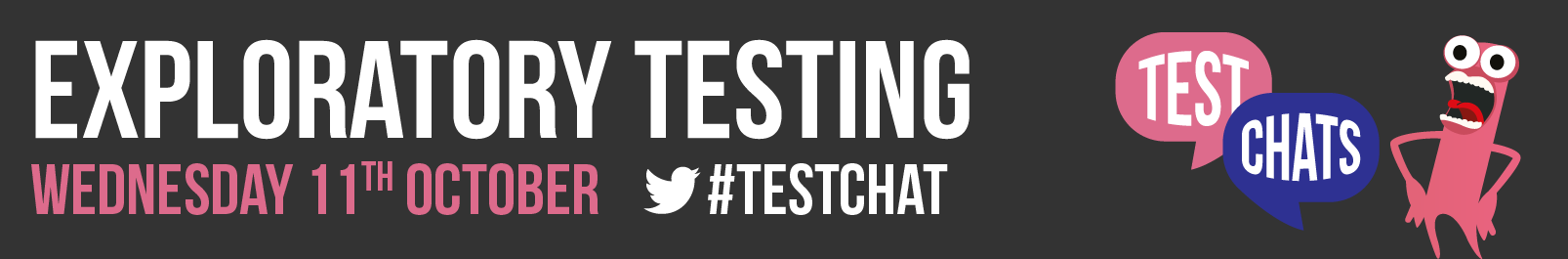 Test chats   exploratory testing banner