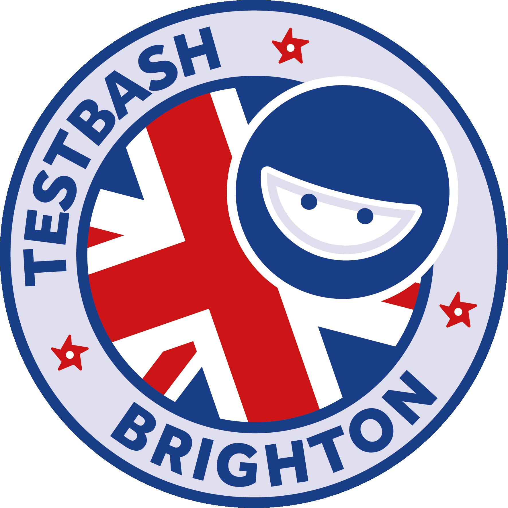 TestBash Brighton 2019 logo