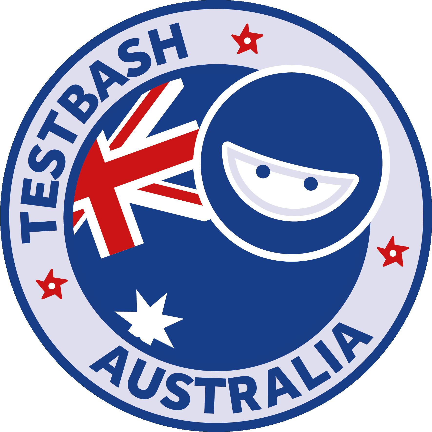 TestBash Australia 2019 logo