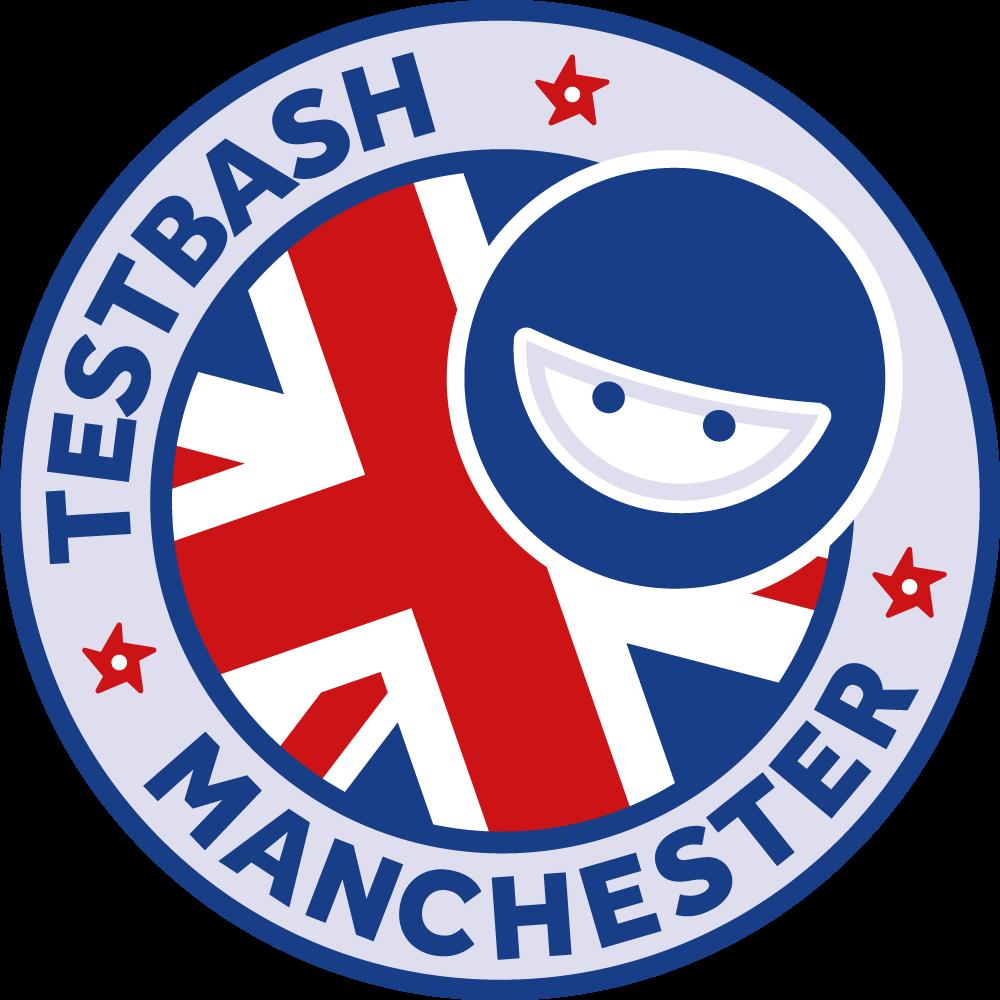 TestBash Manchester 2019 logo