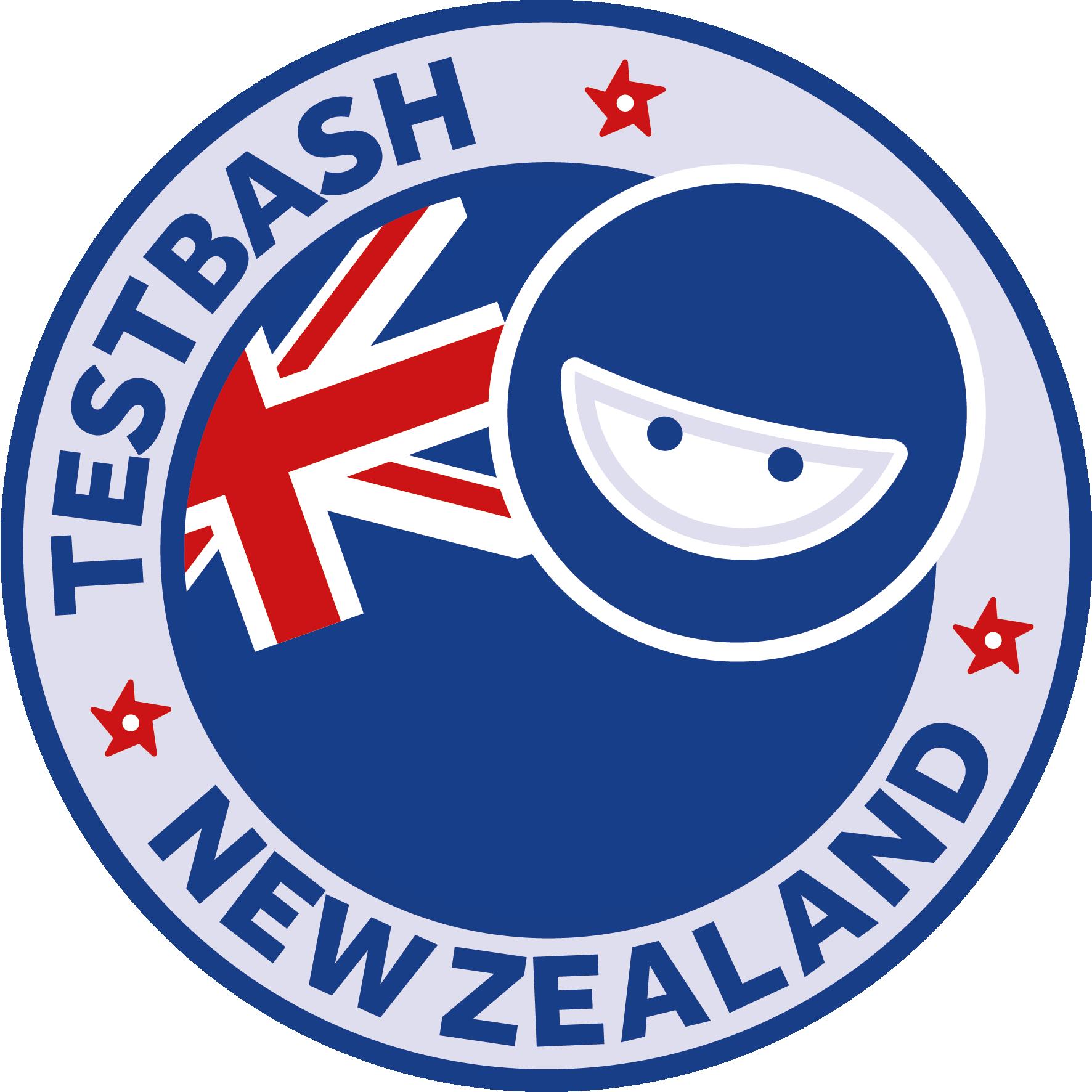 TestBash New Zealand 2019 logo