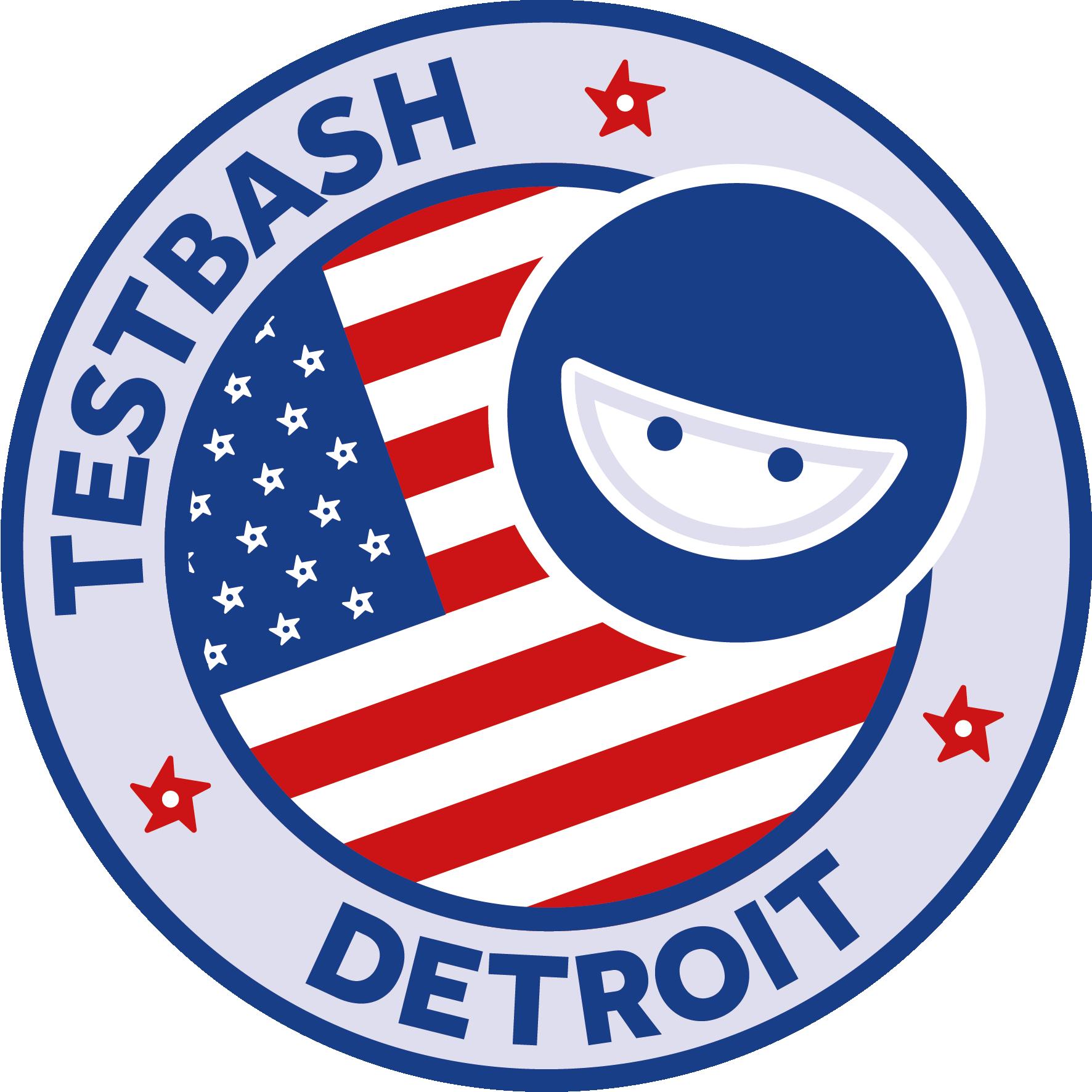 TestBash Detroit 2020 logo