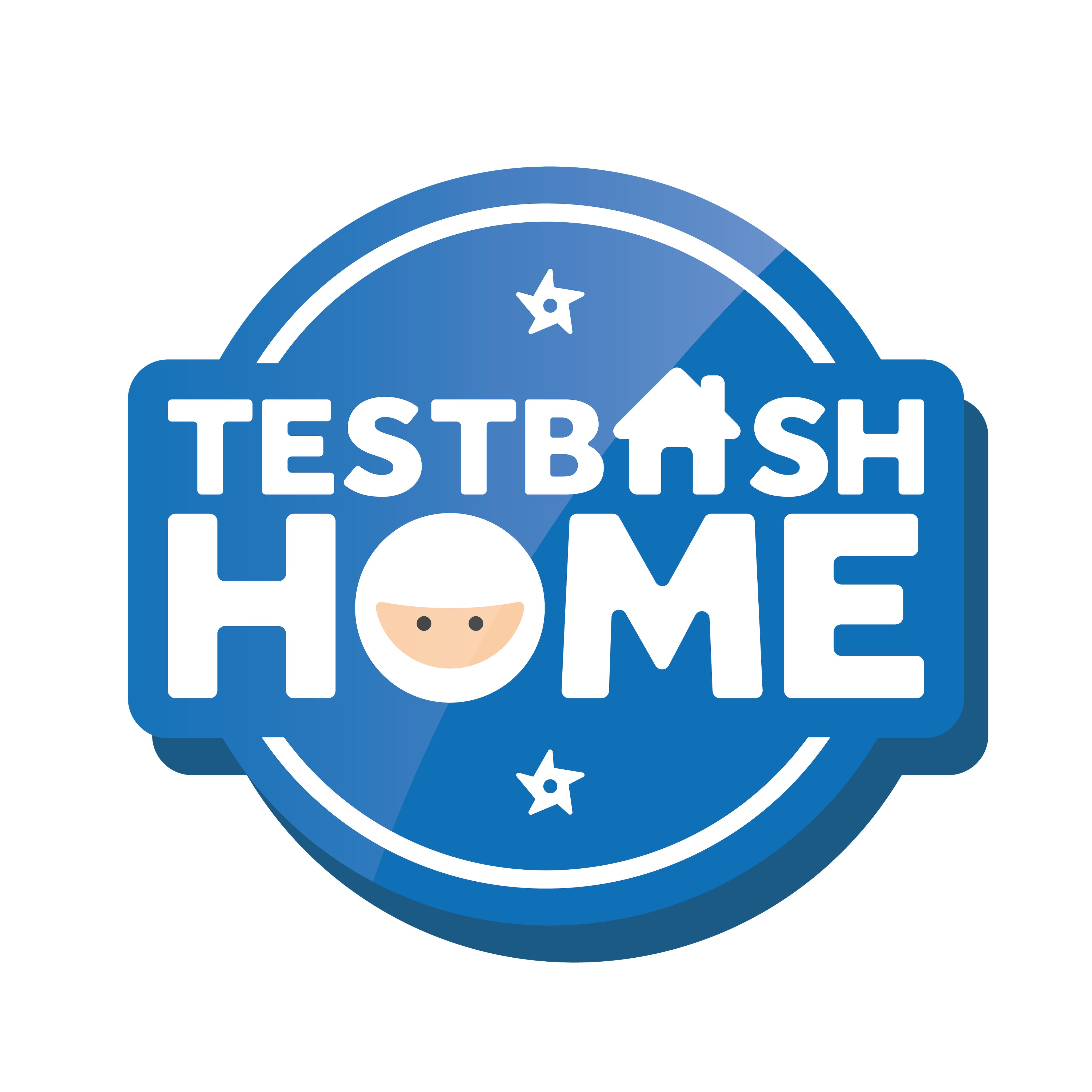 TestBash Home 2020 logo