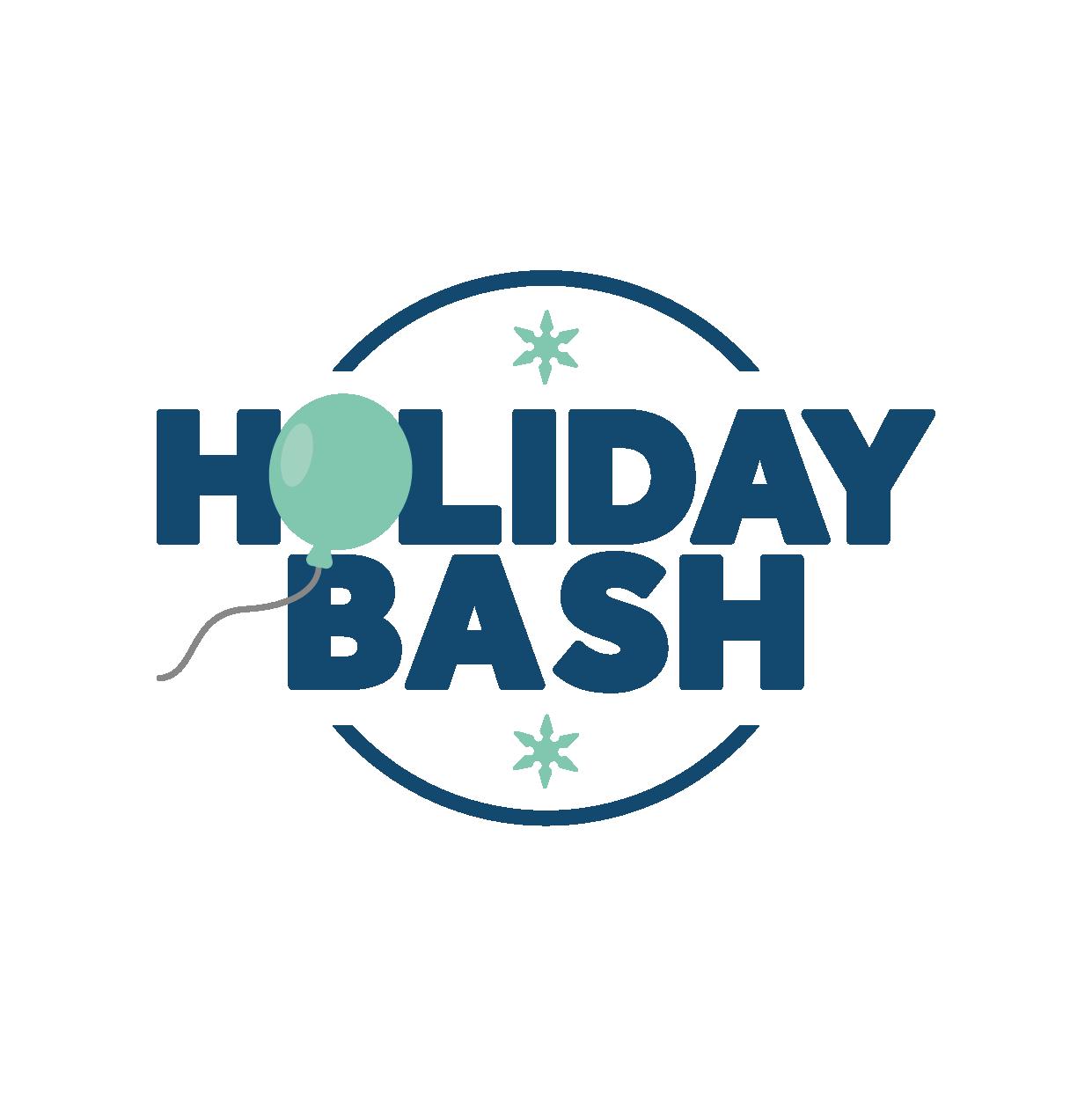 HolidayBash 2020 logo