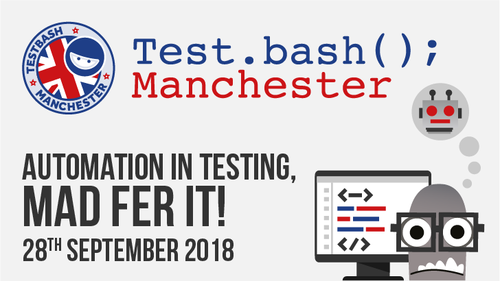 Test dot bash manchester 2018 dojo