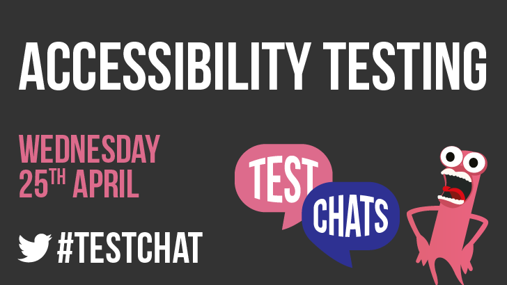 Test chats   accessibility testing dojo