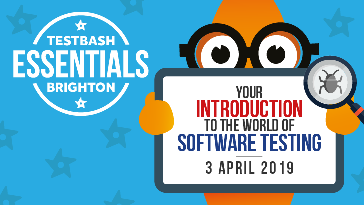 TestBash Essentials Brighton 2019, starts: 2019-04-03