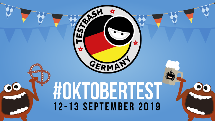 Testbash germany 2019 dojo blue