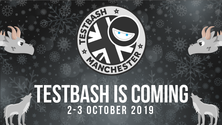 TestBash Manchester 2019, starts: 2019-10-02