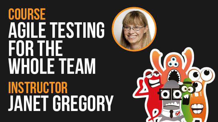 Agile Testing for the Whole Team - 3 Day Course - 23rd - 25th March 2020, starts: 2020-03-23