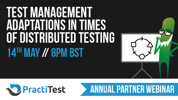 Test Management adaptations in times of Distributed Testing, starts: 2020-05-14
