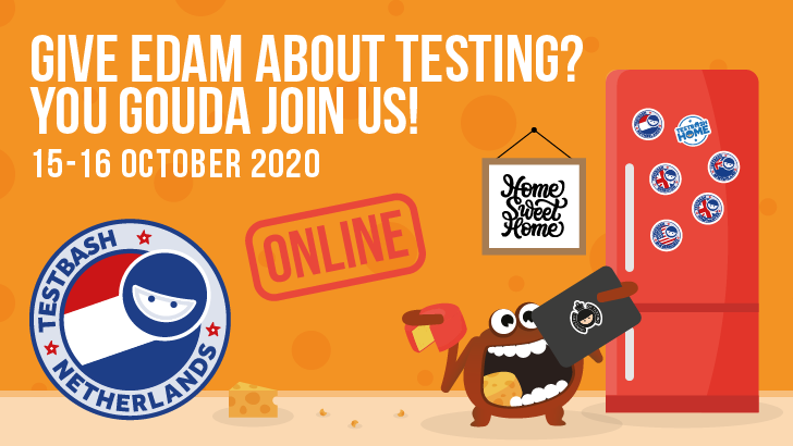 TestBash Netherlands Online 2020 - Workshops Day, starts: 2020-10-15