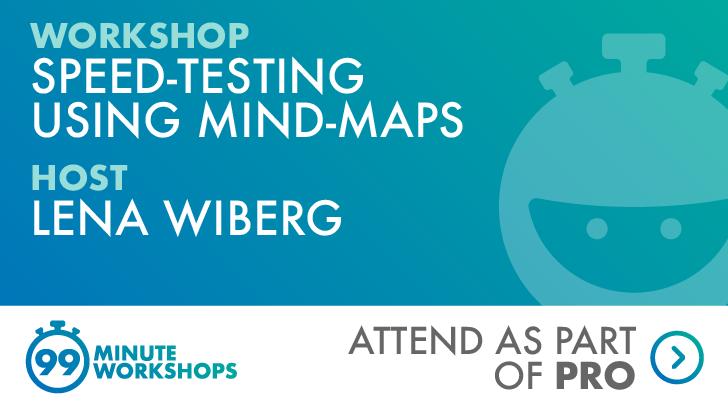Speed-testing Using Mind-maps, starts: 2021-03-15