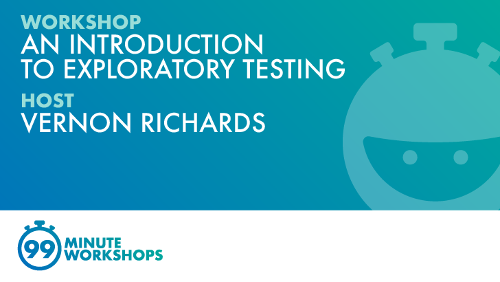 Essentials: An Introduction To Exploratory Testing, starts: 2021-11-11