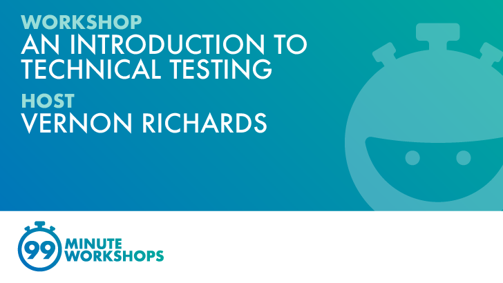 Essentials: An Introduction To Technical Testing, starts: 2021-11-25