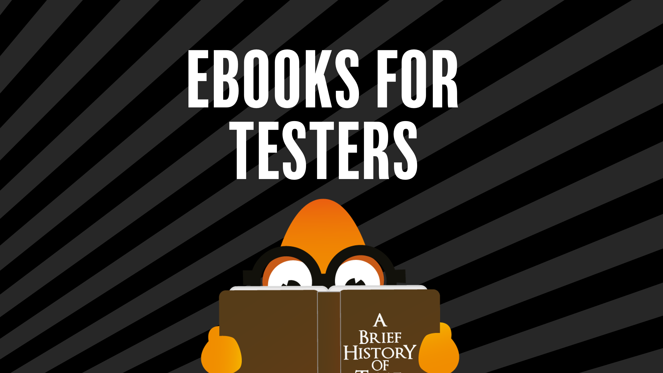 Ebooks for Software Testers