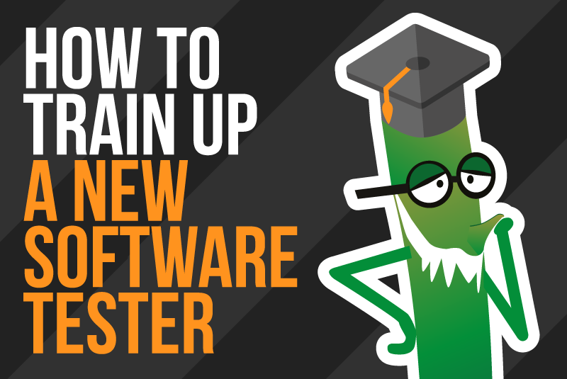 How to Train Up a New Software Tester
