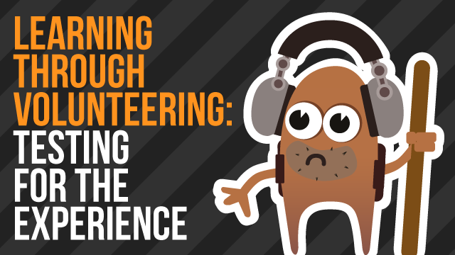 Learning Through Volunteering Testing For The Experience