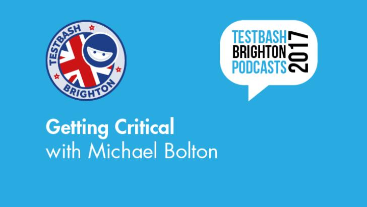 Getting Critical With Michael Bolton