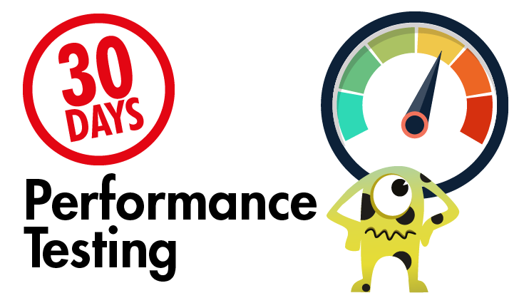 30 Days of Performance Testing