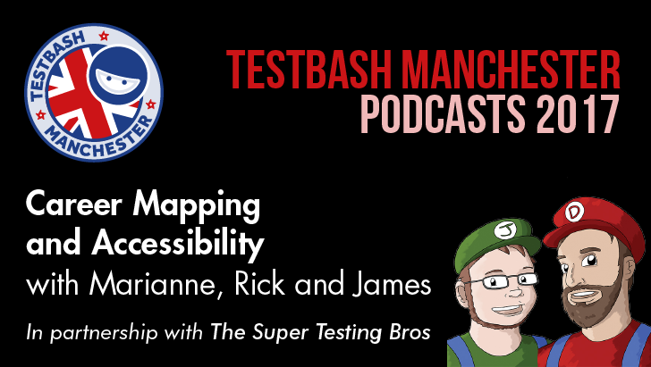 Career Mapping and Accessibility With Marianne Duijst, Rick Tracy & James Sheasby Thomas