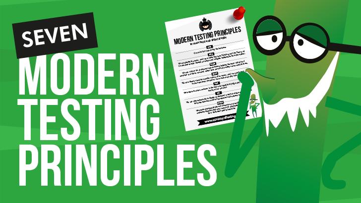 Modern Testing Principles
