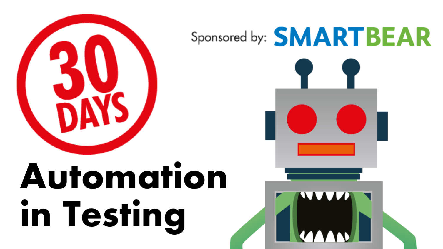 30 Days of Automation in Testing