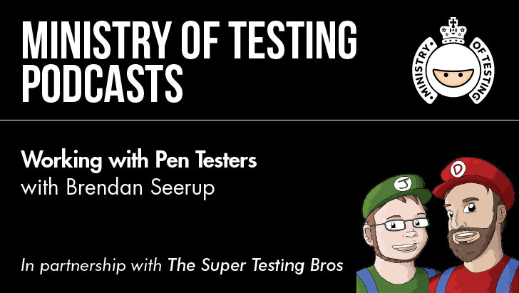 Working With Pen Testers With Brendan Seerup