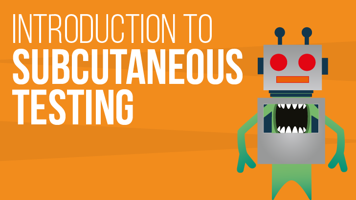 Introduction To Subcutaneous Testing