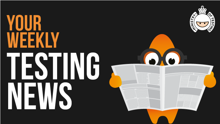 Weekly Newsletter: Crowd testing providers, should you use them?