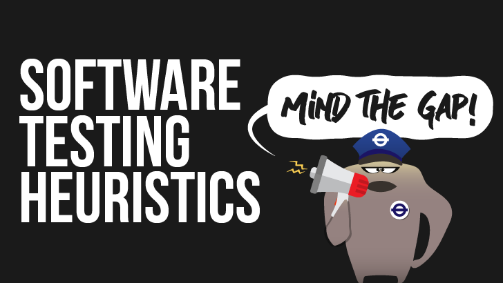 Software Testing Heuristics: Mind The Gap!