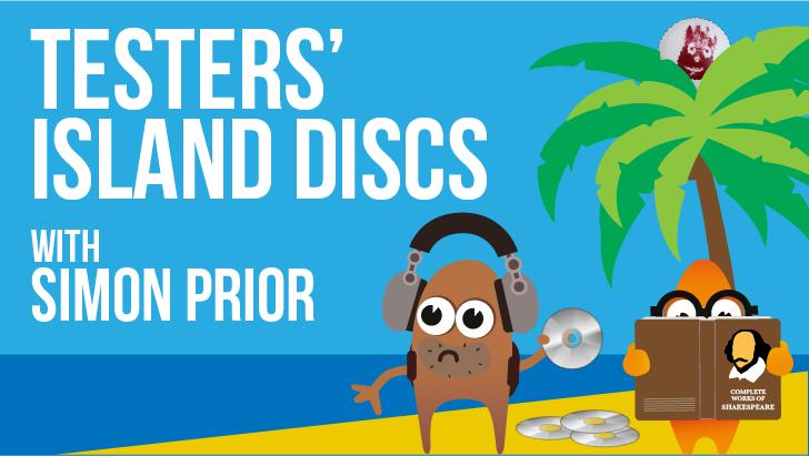 Testers' Island Discs Ep29 - Simon Prior