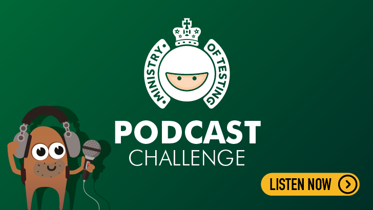 MoT Podcast Challenge - Adam Leon Smith meets Trish Khoo