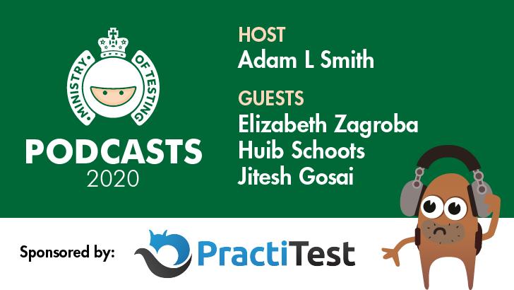MoT Podcast - Adam Meets Elizabeth Zagroba, Huib Schoots & Jitesh Gosai