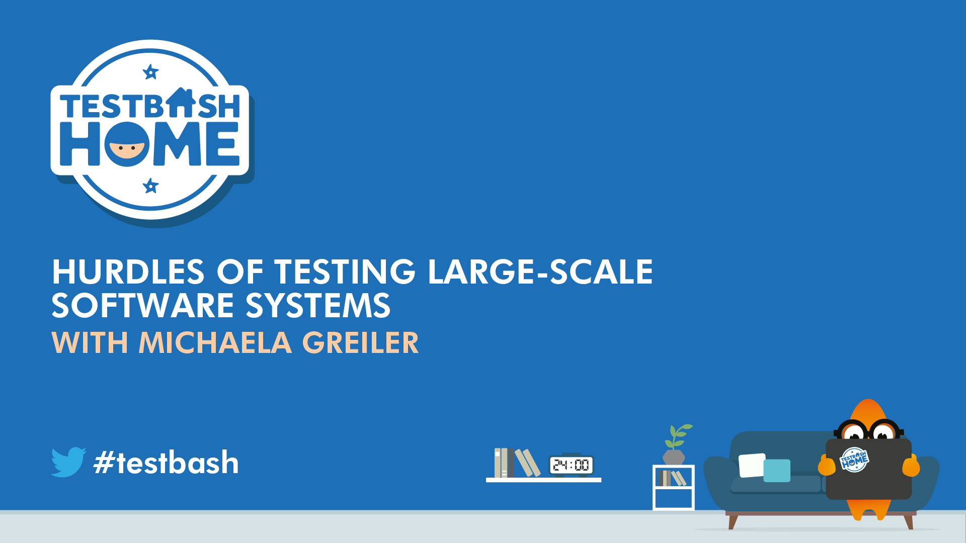 Hurdles of Testing Large-scale Software Systems - Michaela Greiler