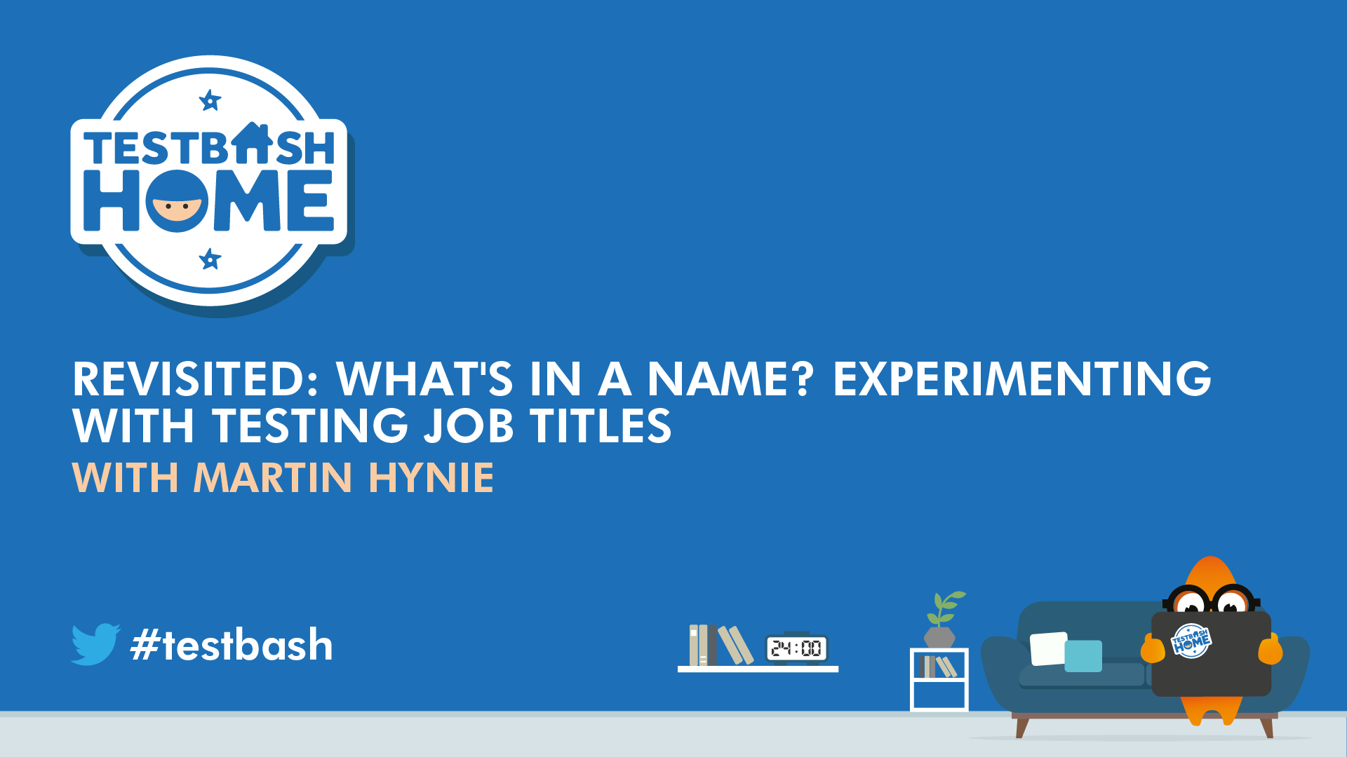 Revisited: What's In a Name? Experimenting With Testing Job Titles - Martin Hynie