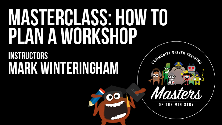 How to Plan a Workshop with Mark Winteringham