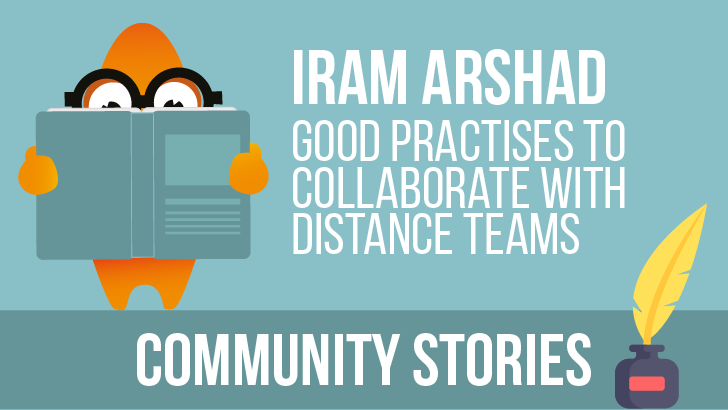 Community Stories: Collaborating With Distributed Teams on Culture Transformation and Good Practices
