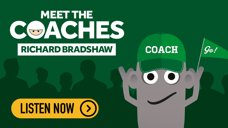 Meet The Coaches Podcast - Richard Bradshaw