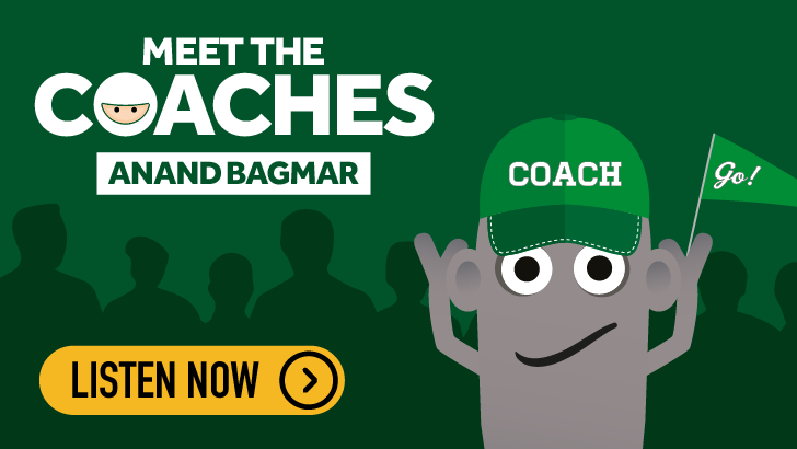 Meet The Coaches Podcast - Anand Bagmar