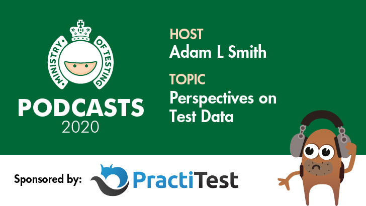 MoT Podcast - Perspectives On Test Data - Part 2