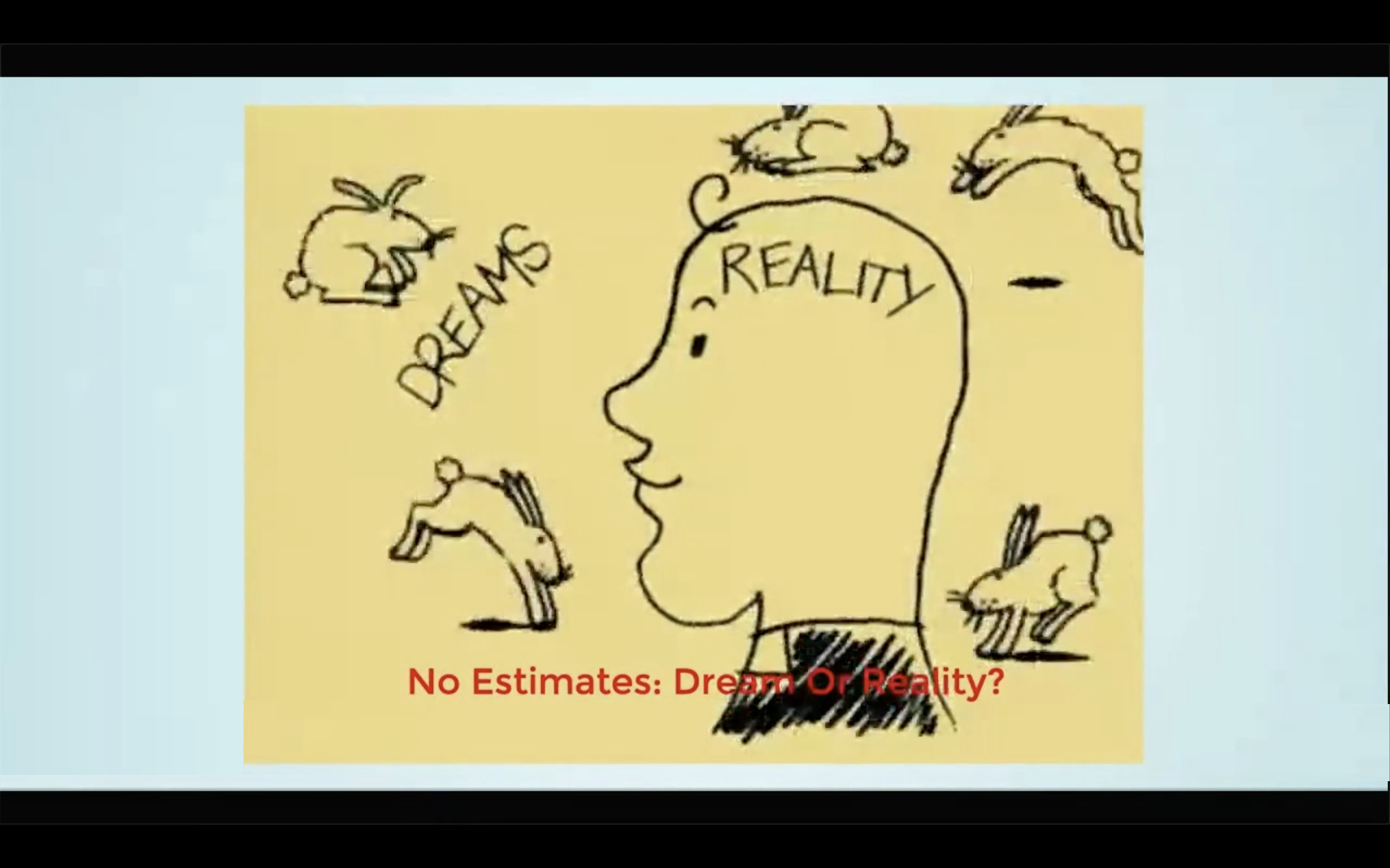No estimates: dream or reality - Darryn Downey